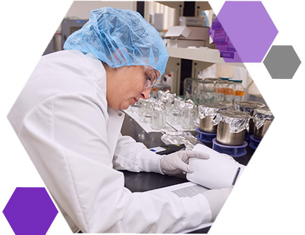 Polymer testing at Poly-Med, Inc